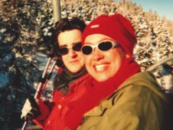 Audrey Beckers en Irene Tak